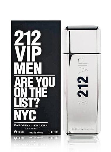 Carolina Herrera  212 Vip Edt 100Ml Erkek Parfüm Renksiz